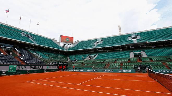 Am 27. September starten die French Open in Paris