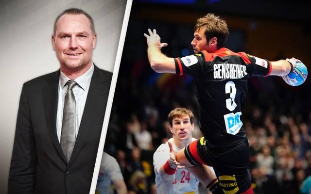 Handball Em Kolumne Von Christian Schwarzer Vor Beginn Der