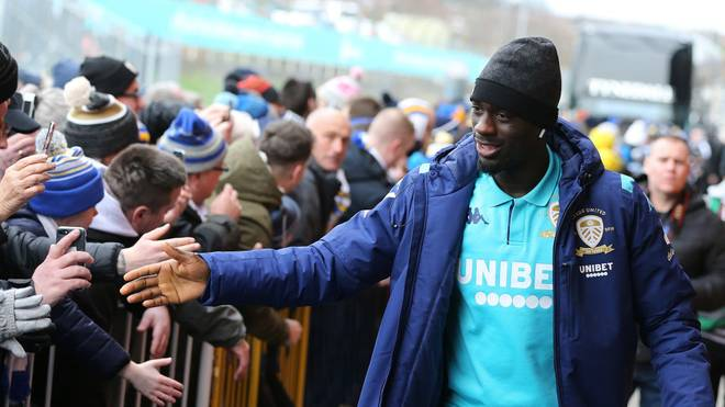 Jean-Kévin Augustin spielte bei Leeds United keine große Rolle