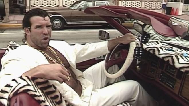 Razor Ramon 1992 bei der damaligen WWF