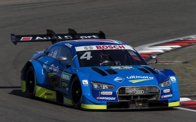 Robin Frijns setzte sich am Nürburgring durch