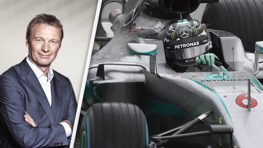 Trotz seiner vorsichtigen Fahrweise im Regen von Sao Paulo wäre Nico Rosberg für SPORT1-Kolumnist Peter Kohl ein würdiger Weltmeister. Er vergleicht den Deutschen mit Ex-Weltmeister Alain Prost. Reifenlieferant Pirelli kritisiert Kohl scharf. Die Tops und Flops zum Großen Preis von Brasilien