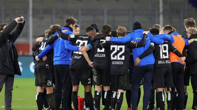 Der 1. FC Magdeburg bezwingt Aufsteiger VfB Lübeck