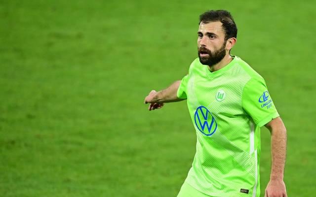 Wolfsburgs Admir Mehmedi fällt verletzt aus