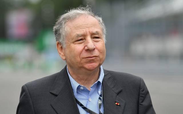 FIA-Präsident Jean Todt kann in Zukunft womöglich schneller durchgreifen
