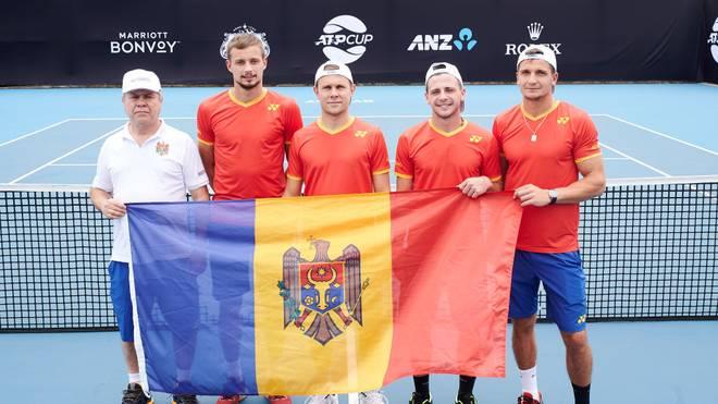 Die Mannschaft von Moldau wurde Opfer einer Hymnen-Panne