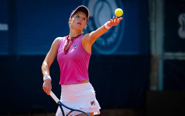 Laura Siegemund kämpft sich nach Verletzungen in der Weltrangliste wieder nach oben
