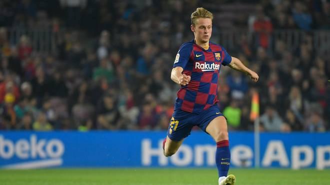Frenkie De Jong wechselte von Ajax Amsterdam nach Barcelona