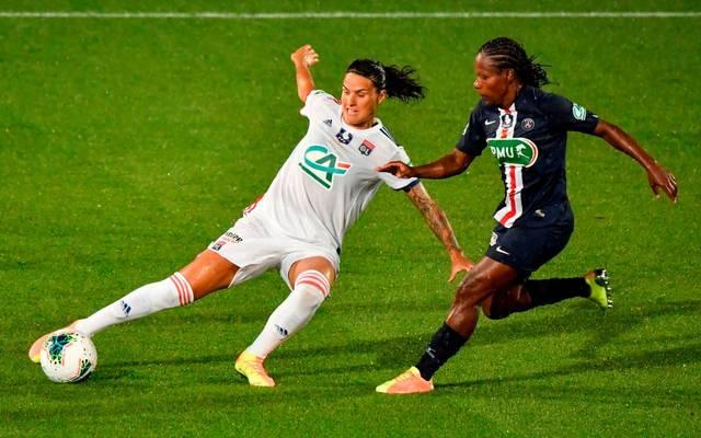 Dzsenifer Marozsan gewinnt mit Olympique Lyon erneut den französischen Pokal