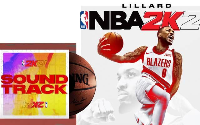 """Auch Damian """"Dame D.O.L.L.A."""" Lillard steuert zwei Songs zum NBA 2K21-Soundtrack bei"""