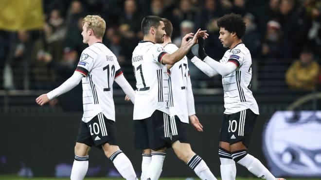 Deutschland verbesserte sich in der Weltrangliste auf Platz 15