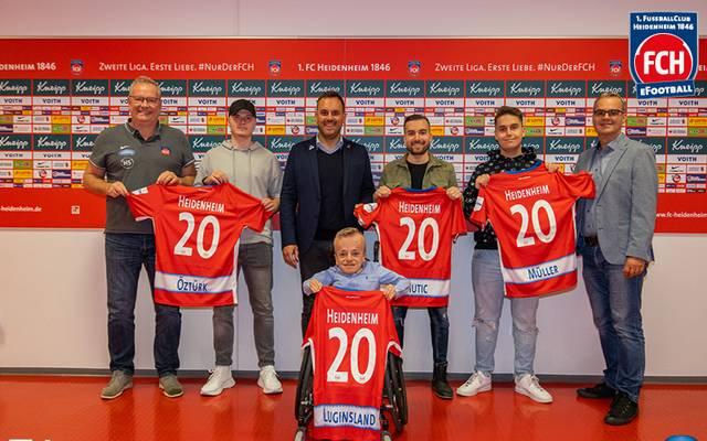 In Kooperation mit Leno eSports steigt der 1. FC Heidenheim in den eSports ein. Als Spiel wurde FIFA 21 gewählt.