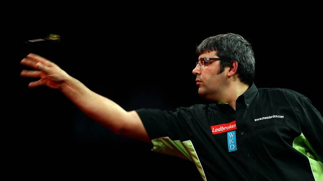 José de Sousa hat den Turniersieg in Dublin geholt
