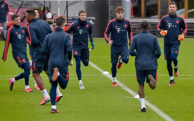 Auch den FC Bayern erwischte die Corona-Pause unvorbereitet
