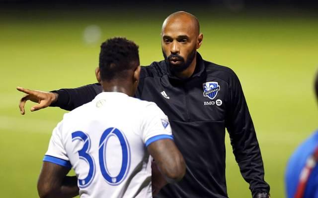 Thierry Henry ist nicht mehr Trainer von CF Montreal