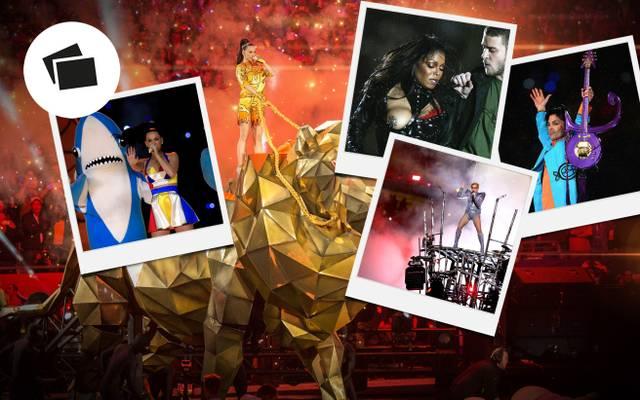 Beim Super Bowl sorgten unter anderem die Performance von Katy Perry und das Nipplegate für Aufsehen