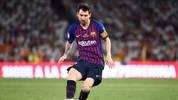 Lionel Messi steht im Kader des FC Barcelona gegen den BVB