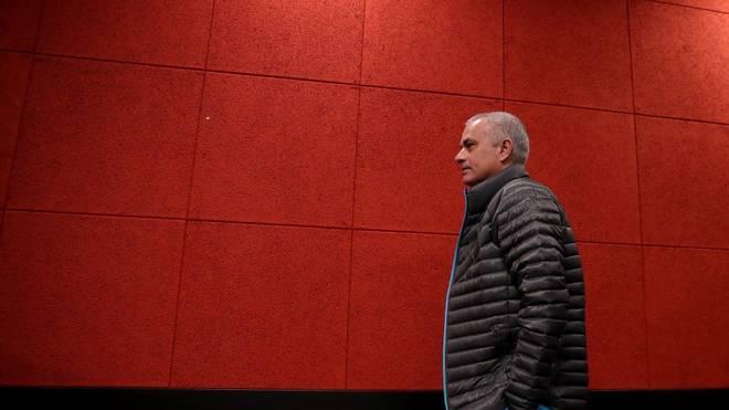 Stand 2004 kurz vor einem Wechsel zum FC Liverpool: José Mourinho