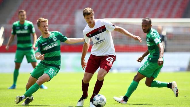 Patrick Erras kommt vom 1. FC Nürnberg an die Weser