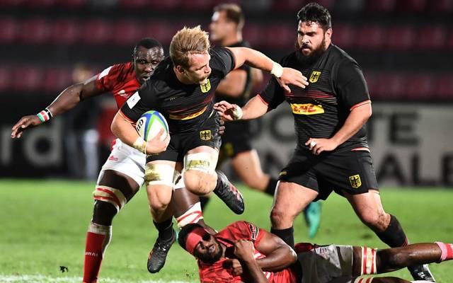 Die deutsche Rugby-Nationalmannschaft trifft in den nächsten EM-Spielen auf die Schweiz und Litauen