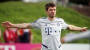 Thomas Müller und die Bayern kehren am Montag zurück an die Säbener Straße