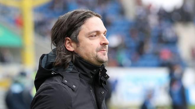Lutz Pfannenstiel ist seit Dezember 2018 Sportvorstand bei Fortuna Düsseldorf