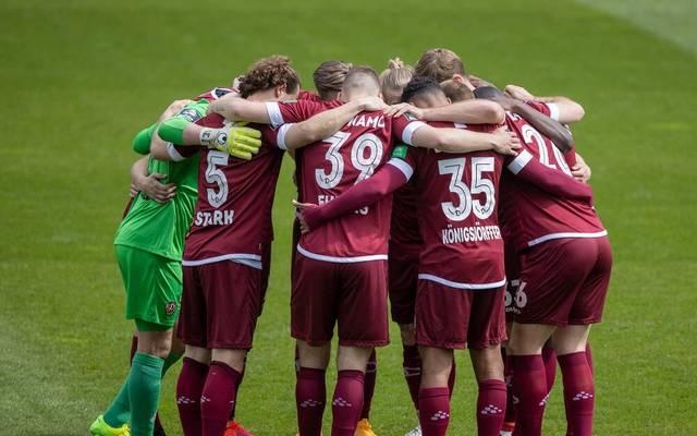 Die Corona-Quarantäne für Dynamo Dresden ist vorüber