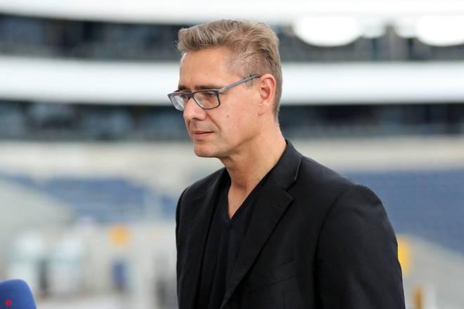 Unter Geschäftsführer Gunnar Wöbke feierten die Skyliners aus Frankfurt 2004 den deutschen Meistertitel