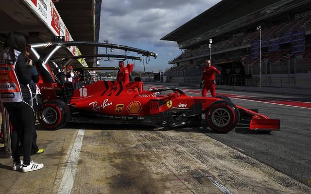 Ferrari ist mit Schummeleien in den Blickpunkt geraten