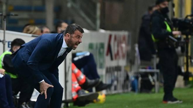 Das Team von Roberto D'Aversa steigt ab