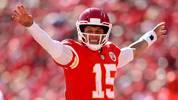 PATRICK MAHOMES (USA, NFL, Kansas City Chiefs)
