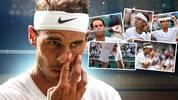 Rafael Nadal - seine unglaublichen Ticks und Routinen