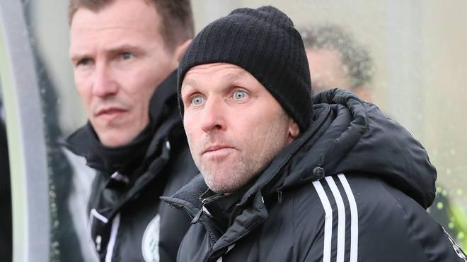Mike Sadlo ist neuer Cheftrainer der SG Sonnenhof Großaspach