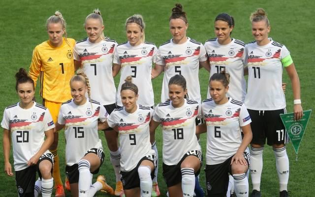Erstes Frauen-Länderspiel 2021 im Aachener Tivoli