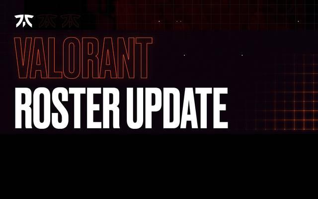 Fnatic hat wieder ein vollständiges Roster für Valorant