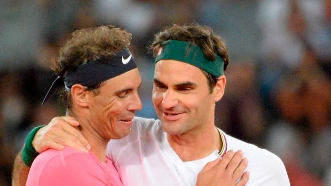 Roger Federer und Rafael Nadal prägen seit Jahren das Profi-Tennis