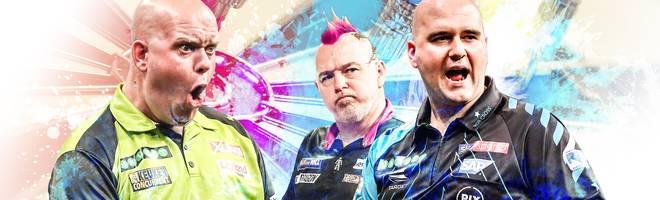 Darts / Unibet Premier League of Darts 2020