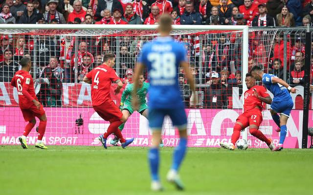 Fc Bayern Verliert Gegen Hoffenheim Sargis Adamyan Matchwinner
