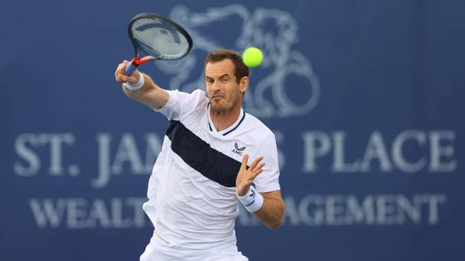 Andy Murray erhält eine Wildcard