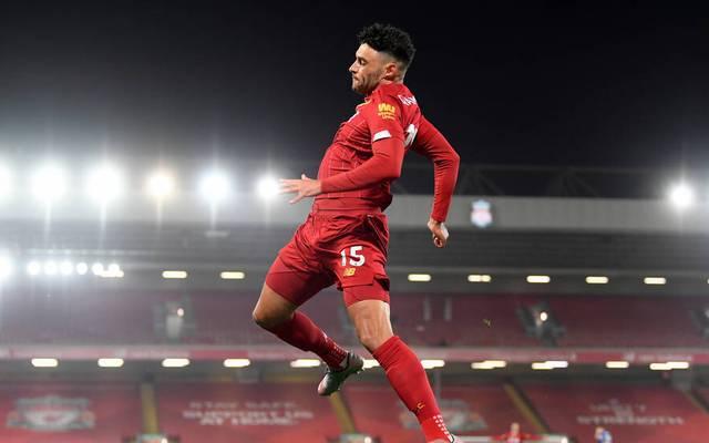 Alex Oxlade-Chamberlaine ist mittlerweile erfolgreich beim FC Liverpool.