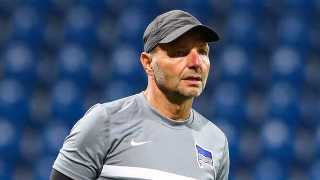 Zsolt Petry ist nicht mehr Torwarttrainer von Hertha BSC