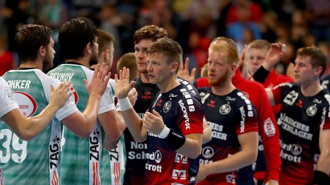 Schnelles Wiedersehen im DHB-Pokal: Die SG Flensburg-Handewitt und TSV Hannover-Burgdorf standen sich erst jüngst in der HBL gegenüber
