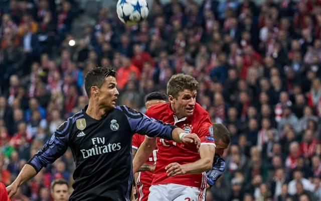 Beim Champions-League-Viertelfinale 2017 war Lewandowskis Ausfall verhängnisvoll
