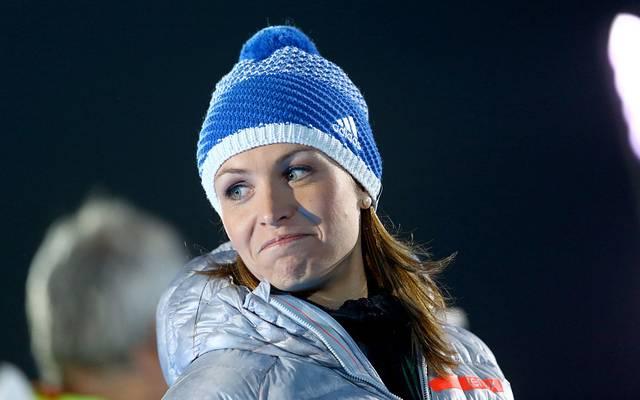 Magdalena Neuner ist Rekord-Weltmeisterin