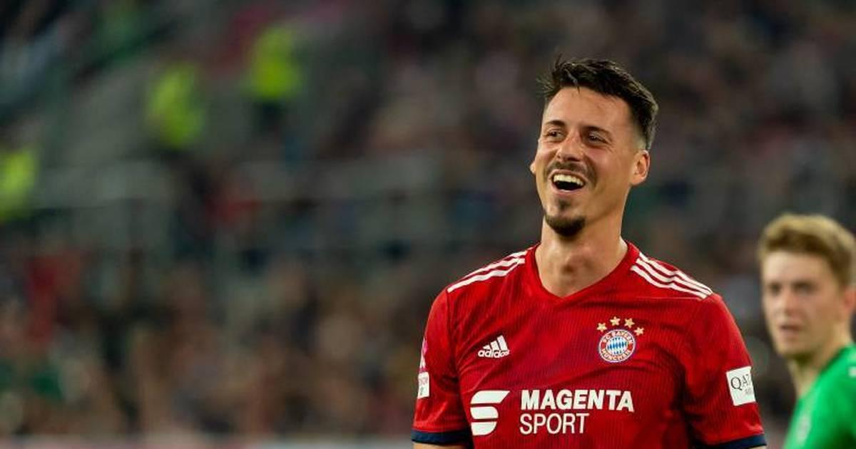 FC Bayern: Sandro Wagner berichtet von seiner Zeit in München - SPORT1