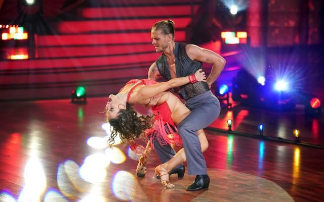"""Rurik Gislason (r.) überzeugt derzeit in der RTL-Tanzshow """"Let's Dance"""""""