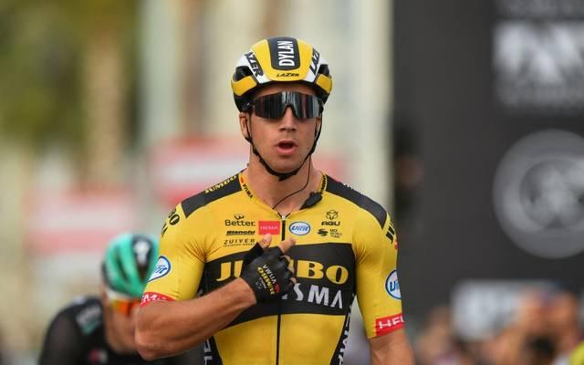 Dylan Groenewegen fährt den Giro d'Italia