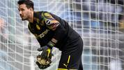 Roman Bürki wird gegen den 1. FC Köln sein Comeback im BVB-Tor feiern