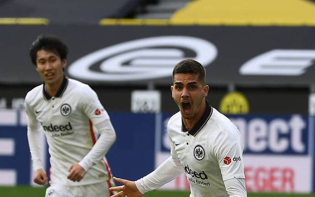 André Silva ist Frankfurts bester Torjäger