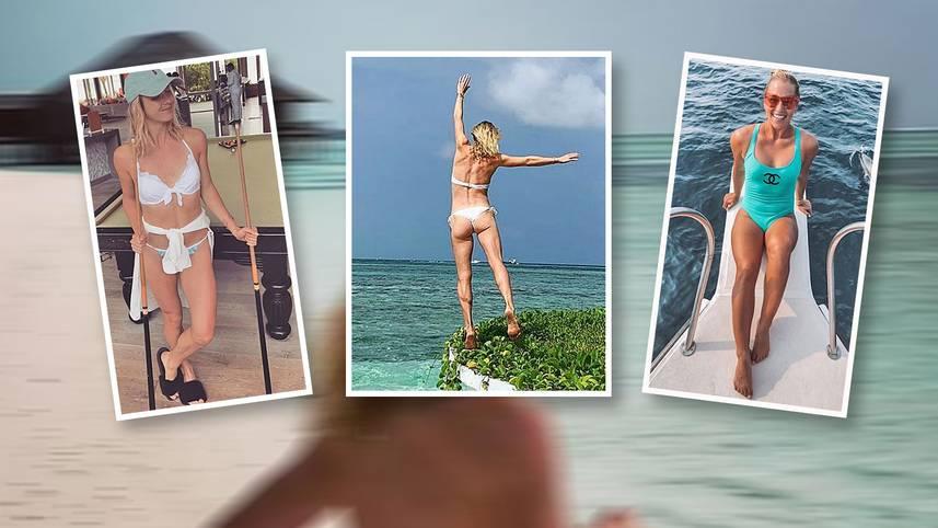 Die Tennis-Saison auf der WTA-Tour ist nach den Finals vorbei. Für die Spielerinnen heißt das, endlich Zeit für Entspannung. Viele der Damen zieht es an den Strand. SPORT1 zeigt die Tennis-Stars im Urlaub.